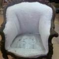 Fotel przed renowacją 2